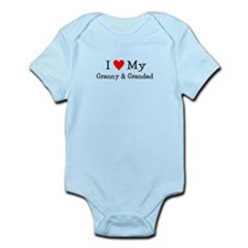 I Love My T Shirts: Infant Bodysuit