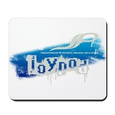 This Is Joypod Grunge Mousepad