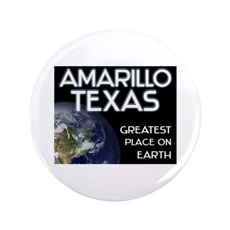 "amarillo texas - greatest place on earth 3.5"" Butt"