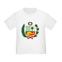 Peru Coat Of Arms T