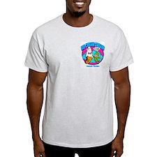 Ice Cream Dream Ash Grey T-Shirt