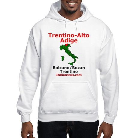 Trentino-Alto Adige Hooded Sweatshirt