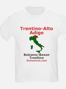 Trentino-Alto Adige Kids T-Shirt