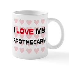 I Love My Apothecary Mug