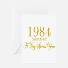 1984 Greeting Cards (Pk of 10)
