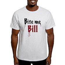 10x10_apparel_bitemeBill_white T-Shirt
