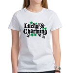 Lucky & Charming Women's T-Shirt