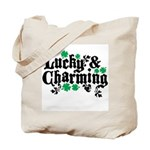 Lucky & Charming Tote Bag
