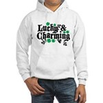 Lucky & Charming Hooded Sweatshirt
