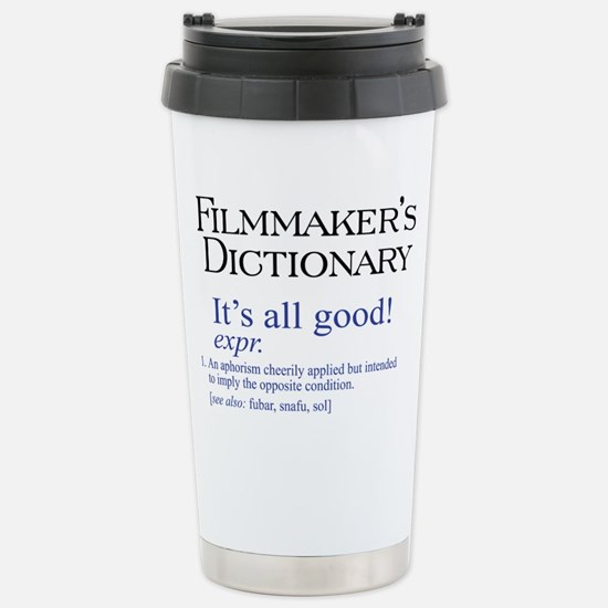 Film Dictionary: All Good! Stainless Steel Travel