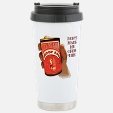 Can 'O Whoop Ass Travel Mug