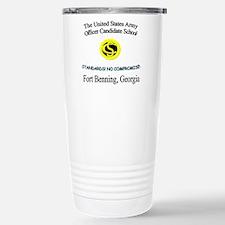 Unique Officer candidate school Travel Mug