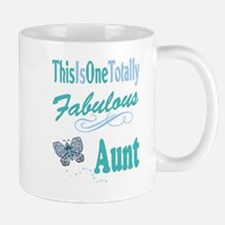 Totally Fabulous Aunt Mug