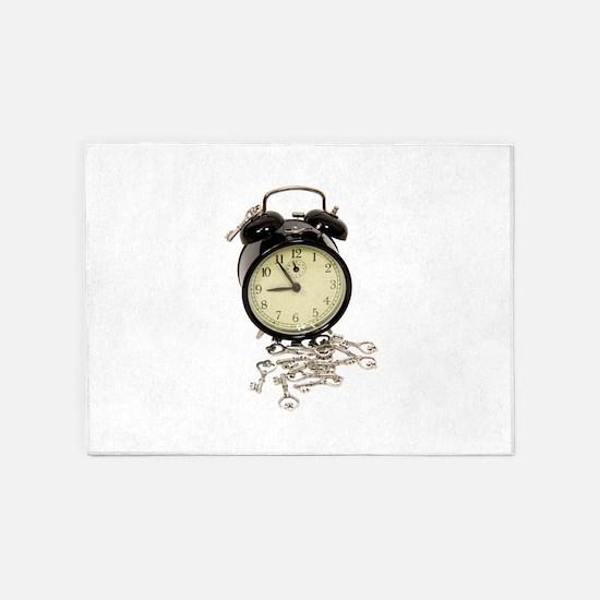 UnlockTime052109.png 5'x7'Area Rug