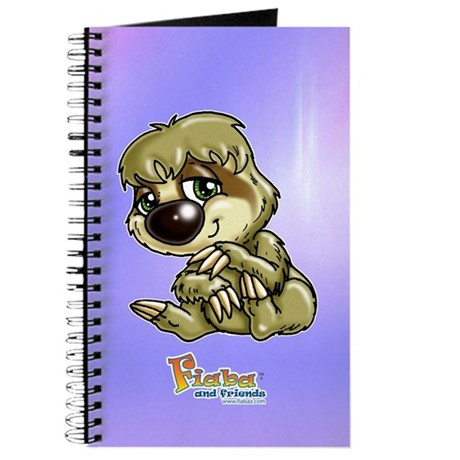 Baby Sloth Journal