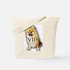VIP pom Tote Bag