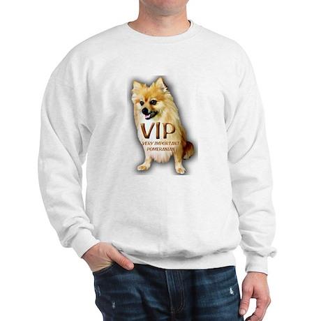 VIP pom Sweatshirt
