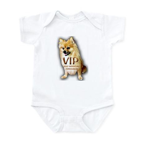 VIP pom Infant Bodysuit