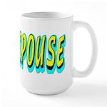 House Spouse Large Mug