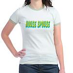 House Spouse Jr. Ringer T-Shirt