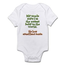 Cutest Baby in the World Infant Bodysuit