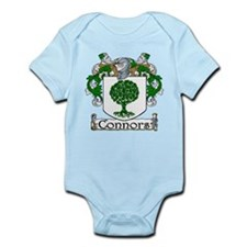 Connors Coat of Arms Infant Bodysuit