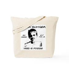 Tote Bag - Jack Sumner Has A Posse