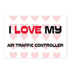 I Love My Air Traffic Controller Postcards (Packag