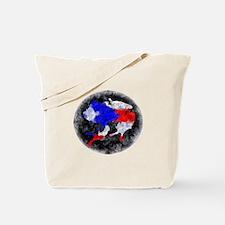 Circular Coqui Tote Bag