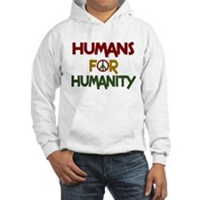 Humans For Humanity JAN Hoodie