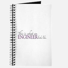What an ENGINEER Looks Like Journal