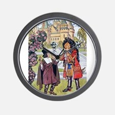 Beauty & The Beast Wall Clock