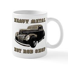 Heavy Metal Hot Rod Shop- Mug