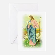 """Jesus"" Greeting Cards (Pk of 10)"
