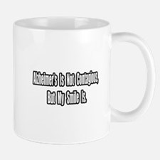 """Alzheimer's and Smiles"" Mug"
