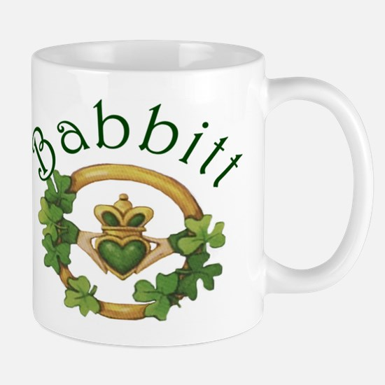 Babbitt Claddagh Mug