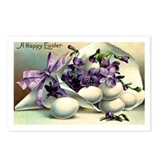 """A Happy Easter"" Postcards (Package of 8"