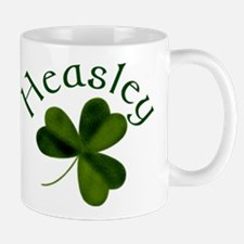 Heasley Shamrock Mug
