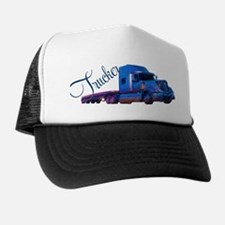 Trucker By Deb's Grafix Trucker Hat