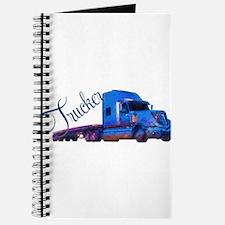Trucker By Deb's Grafix Journal