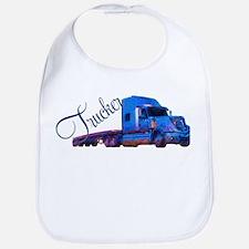 Trucker By Deb's Grafix Bib