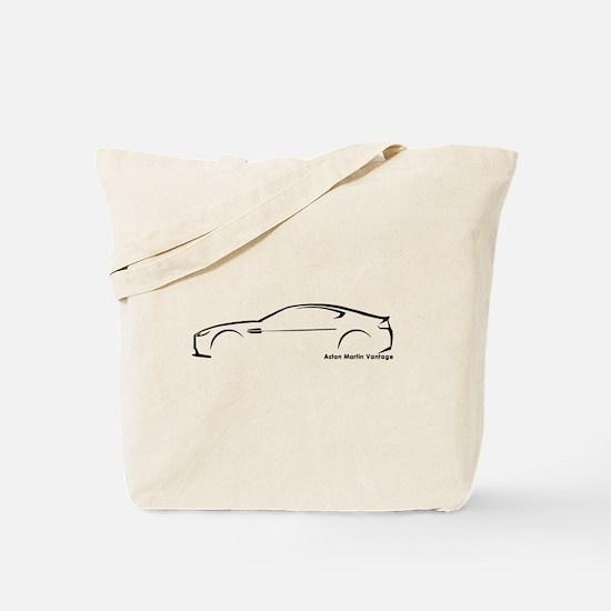 Aston Martin Vantage Tote Bag