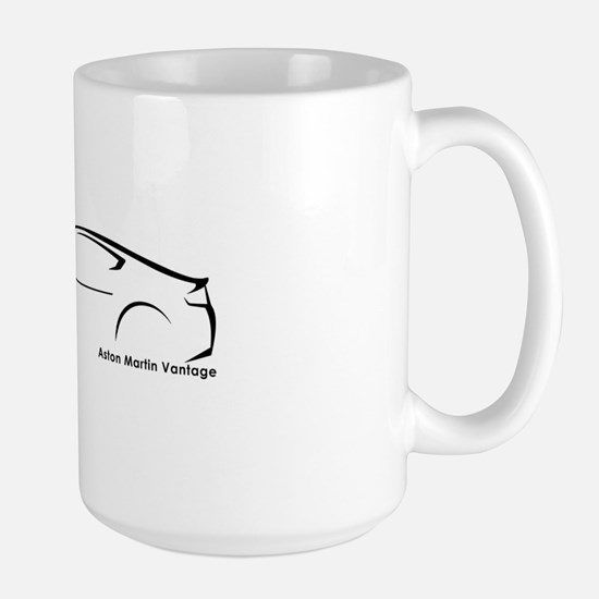 Aston Martin Vantage Large Mug