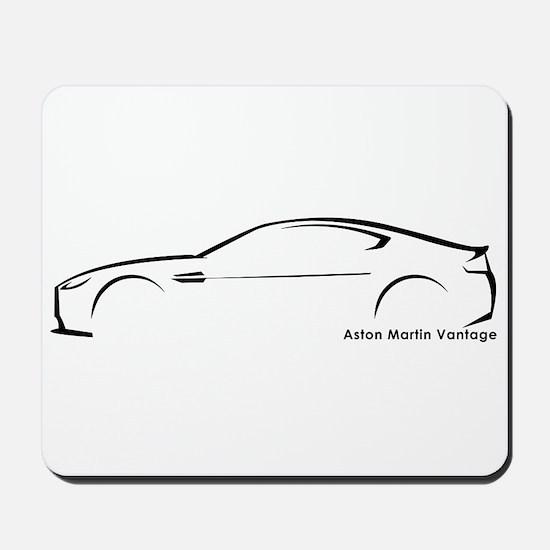 Aston Martin Vantage Mousepad