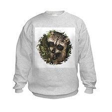 Baby Raccoon Sweatshirt