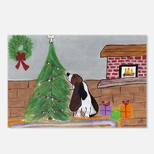 Happy Howlidays! Postcards (Package of 8)