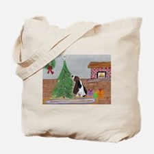 Happy Howlidays! Tote Bag