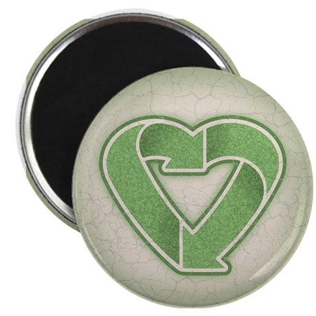 Recycling is Love Magnet