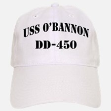 USS O'BANNON Baseball Baseball Cap