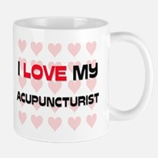 I Love My Acupuncturist Mug